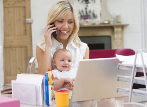 советы работающим мамам