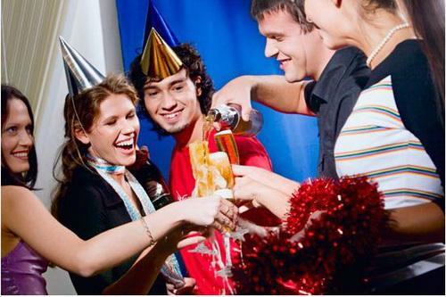 сценарии и развлечения на Новый год